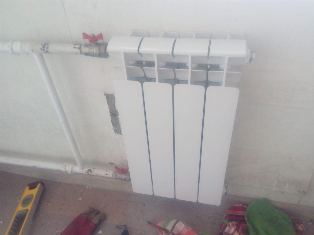 замена радиатора воронеж