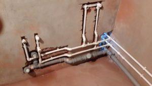 замена труб в квартире цена воронеж