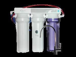 установка фильтра питьевого цена воронеж
